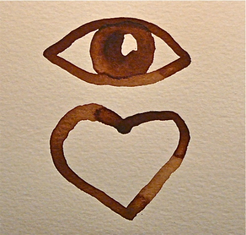 My eye in another heart